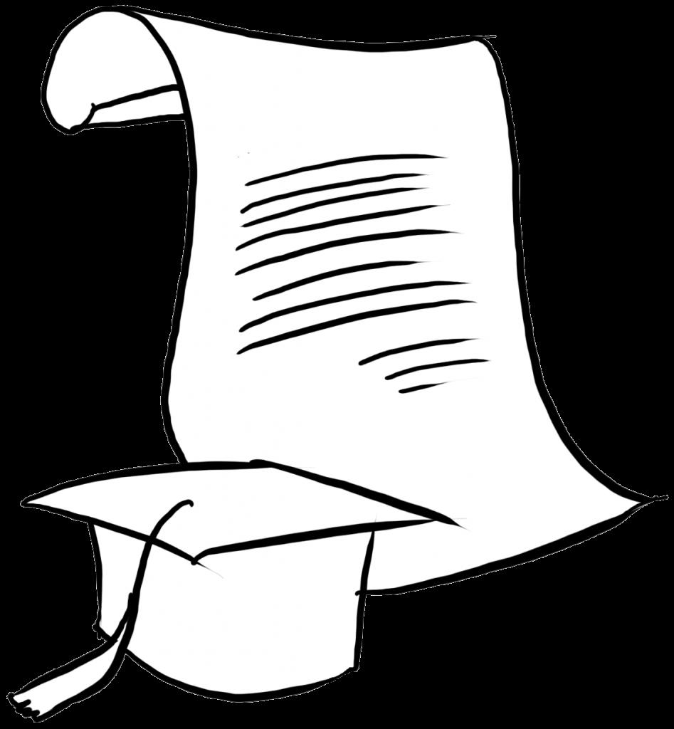 illustration diplôme