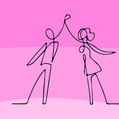 illustration de l'accompagnement dans la relation aux autres