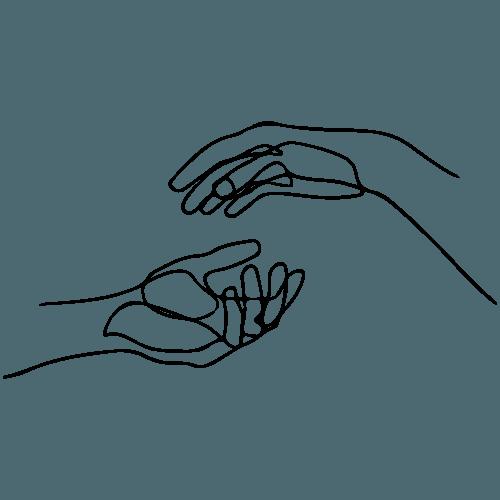 illustration mains